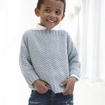 Sweater for Kids Free Knitting Pattern, free boys knit pattern