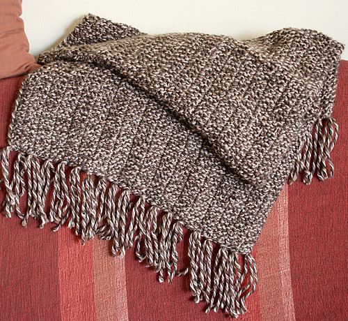 The Original Prayer Shawl Free Knitting Pattern