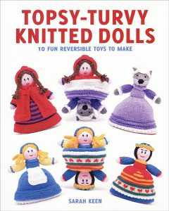 Topsy-Turvy Knitted Dolls Book