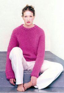 Easy Sweater Knitting Patterns for Women