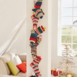 Ankle socks advent calendar free Christmas knitting pattern