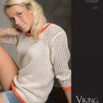 Bjork Lace Sweater Free Knitting Pattern