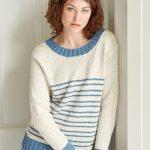 Calpine Classic Sweater Free Knitting Pattern
