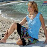 Catarina Tank Top Free Knitting Pattern