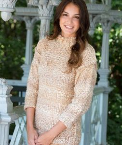 Easy Sweater Knitting Patterns for Women