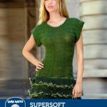 Flapper Dress Free Knitting Pattern
