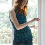 Forever Young Tank Free Knitting Pattern