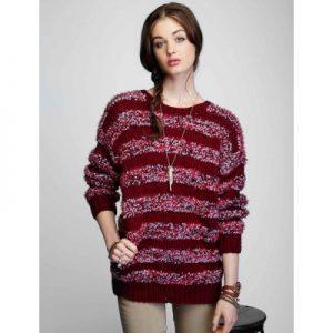 Free Easy Teen Sweater Knit Pattern