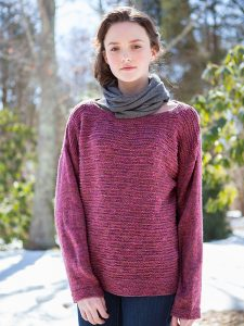 5b8b498717f90 25 + Free and Easy Sweater Knitting Patterns for Women ⋆ Knitting Bee