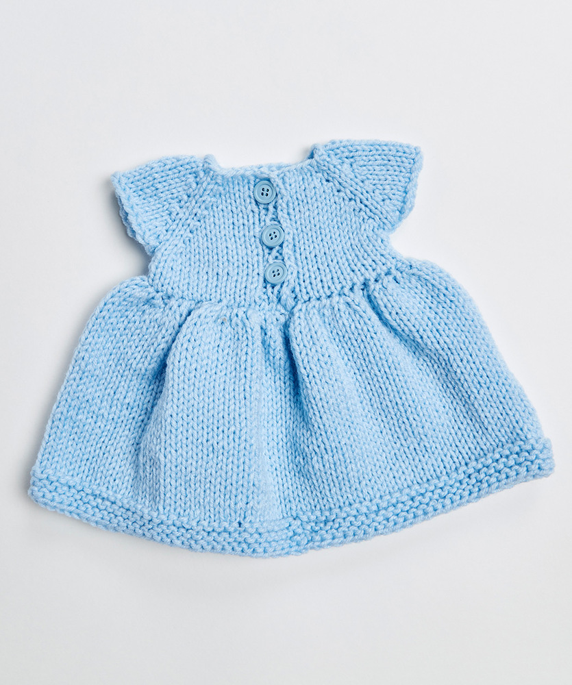 Royal Princess Doll Outfit Free Knitting Pattern 18 Inch ...
