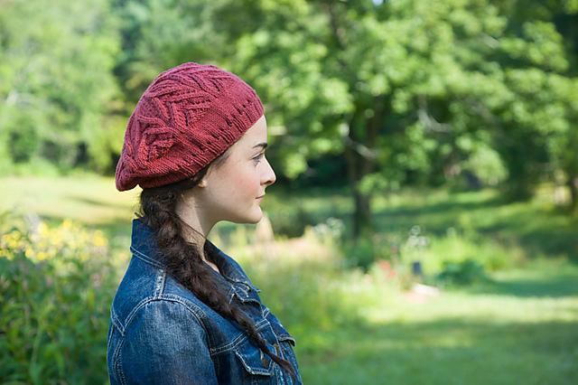 Song Hat Free Knitting Pattern