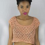 Zach's Bay Crop Top Free Knitting Pattern