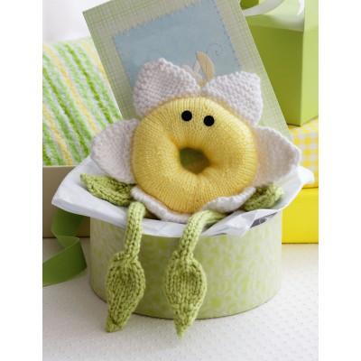 Bernat Daisy Toy Free Knitting Pattern