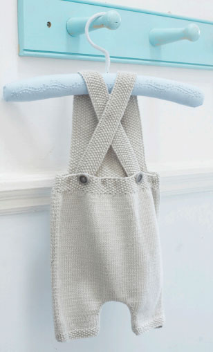 Free Crochet Baby Dungarees Pattern Labzada Blouse
