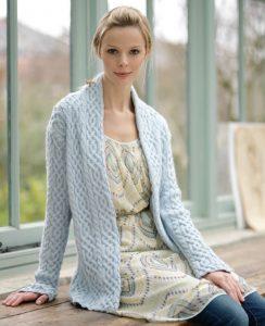 Aran Cardigan Knitting Patterns