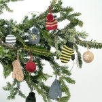 Kelbourne Woolens Holiday Cheer Ornaments Free Knitting Pattern