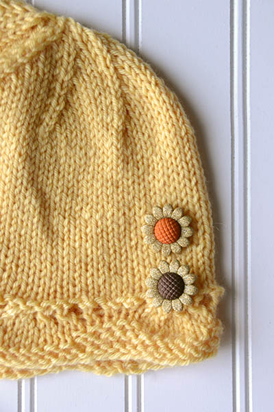 Little Acorn Free Hat Knitting Patterns For Babies To