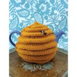 Patons Beehive Tea Cozy Free Knitting Pattern