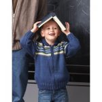 Patons Child Raglan Sleeve Jacket Free Knitting Pattern