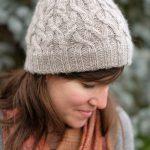 Seathwaite Cable Hat Free Knitting Pattern