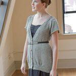 Artois Free Cardigan Knitting Pattern