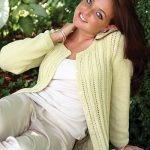 Bethany Lace Cardigan Free Knitting Pattern