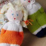 Dolls for Baby Knitting Pattern
