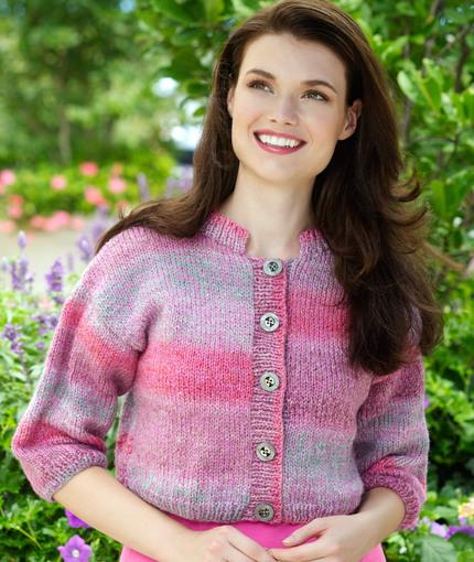 Easy Cardigan Knitting Patterns