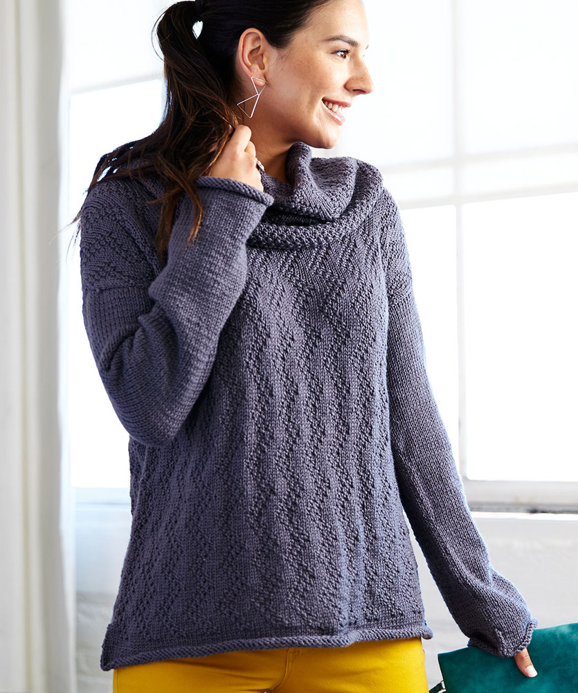 Free easy sweater knitting patterns Patterns ⋆ Knitting Bee (11 ...
