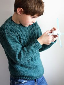 Knitting Patterns for Boys Sweaters