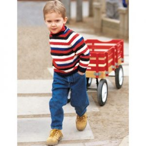 Knitting Patterns for Boys Sweaters with Stripes