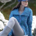 Jacket Free Knitting Pattern