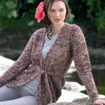 Knit Cardigan Jacket Free Knitting Pattern