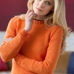 Knit Crew Sweater Free Knitting Pattern