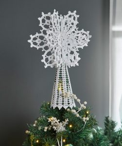 Christmas Tree Topper Crochet Patterns