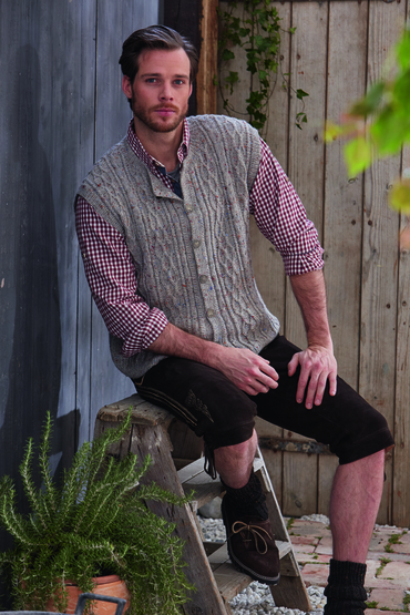 Free Free Knitting Patterns For Men Vests Patterns Knitting Bee