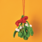 Mistletoe Free Knitting Pattern