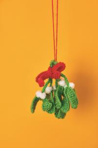 Mistletoe Free Knitting Pattern