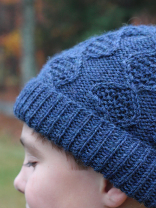 Free Knitting Patterns for Children Hats Patterns ⋆ Knitting Bee (4 ...