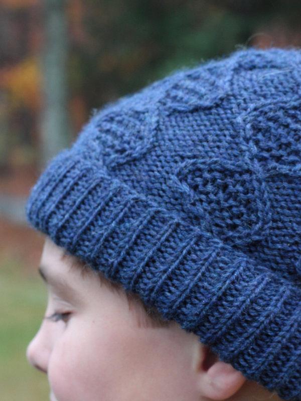 Nye Free Hat Knitting Pattern