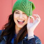 Road to Success Chic Hat Free Knitting Pattern