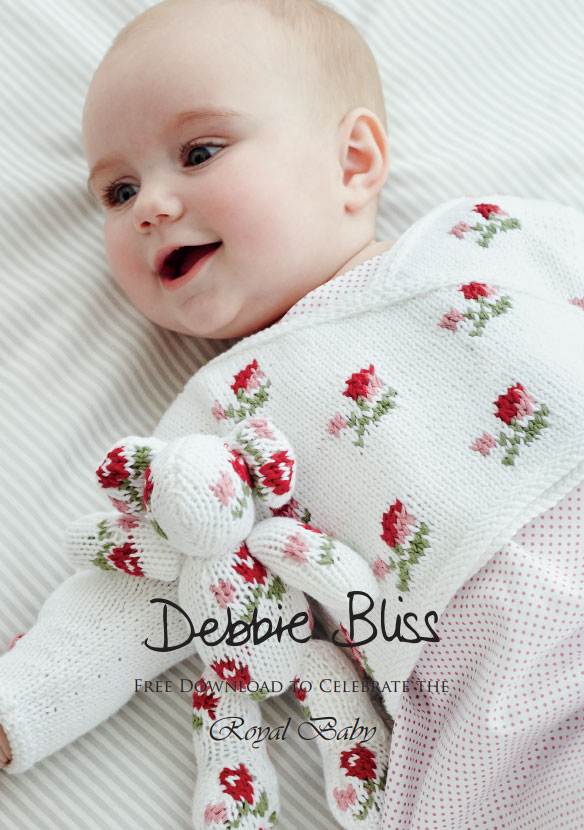 Free free fair isle baby patterns Patterns ⋆ Knitting Bee (2 free ...