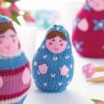 Russian Dolls Free Knitting Pattern