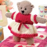 Shirley Bear Free Knitting Pattern