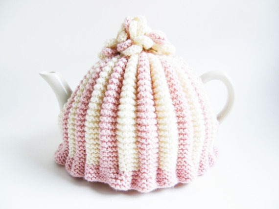 Tea Cosy Free Knitting Pattern Knitting Bee