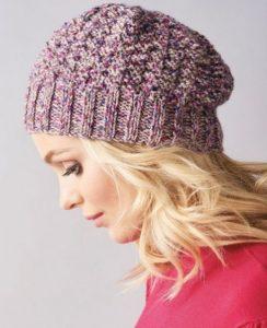 The Croft Beanie Free Knitting Pattern