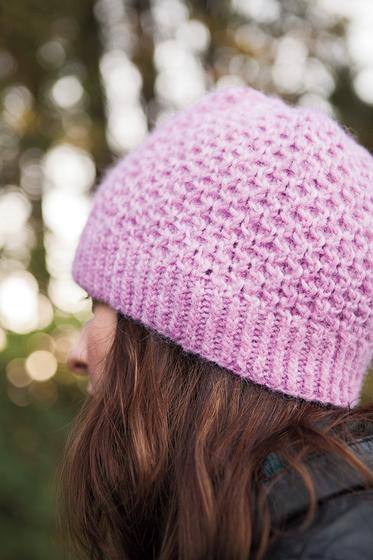 Ultra Cozy Hat and Mittens Free Knitting Pattern