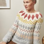 Women's Colourwork Sweater Free Knitting Pattern