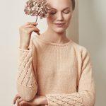 Women's Seamless Sweater Free Knitting Pattern
