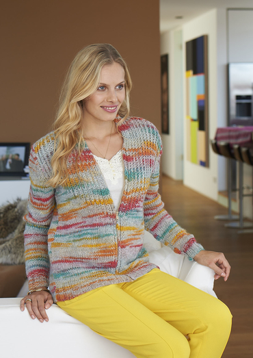 free and easy cardigan knitting pattern